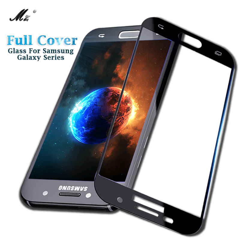 Tempered Glass for Samsung Galaxy A3 A5 A7 J3 J5 J7 2016 2017 S7 A520 Screen Protector Film Cover For Samung j7 j5 j3 2017 Prime