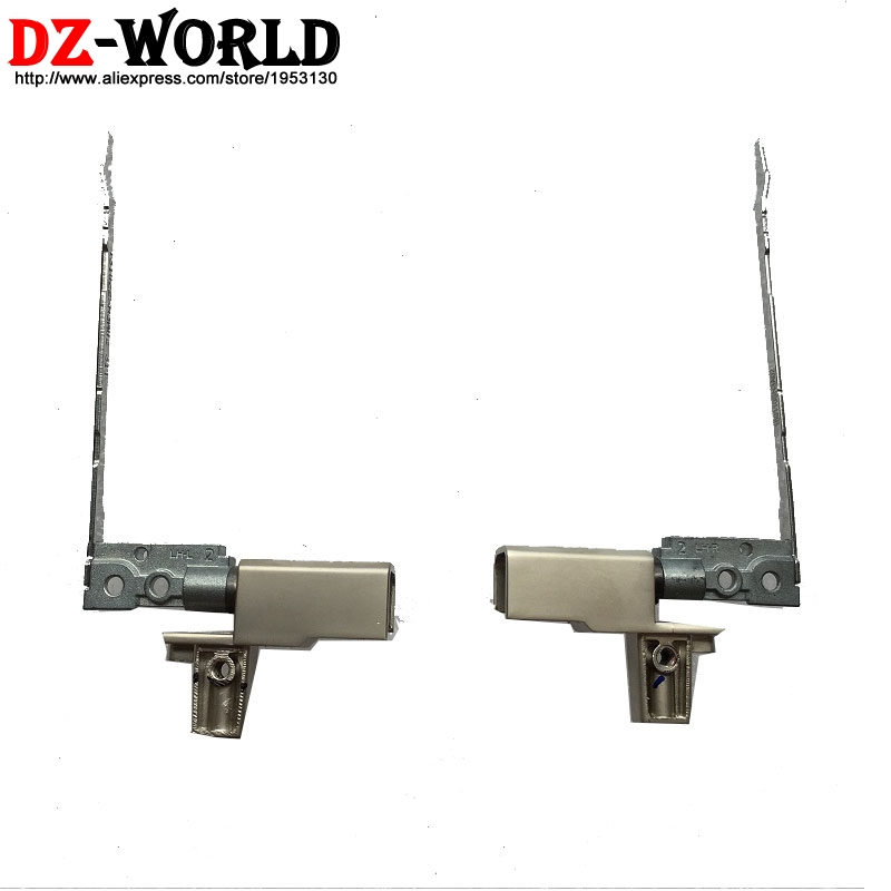 New Original Laptop LCD Screen Hinge For Lenovo Thinkpad T430S T420S Hinges Kit Left & Right Hinges 04W3414 04W3413 04W1677