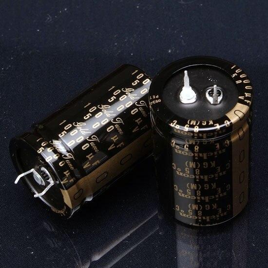 2020 Hot Koop 2Pcs/10Pcs Nichicon Audio Elektrolytische Condensatoren Geavanceerde Kg Type Ii 10000Uf/50V 35*50Mm Gratis Verzending
