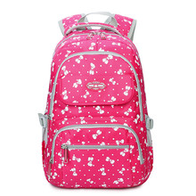 School Bags for Teenagers Girls Schoolbag Large Capacity Women Printing School Backpack Rucksack Bagpack Cute Book