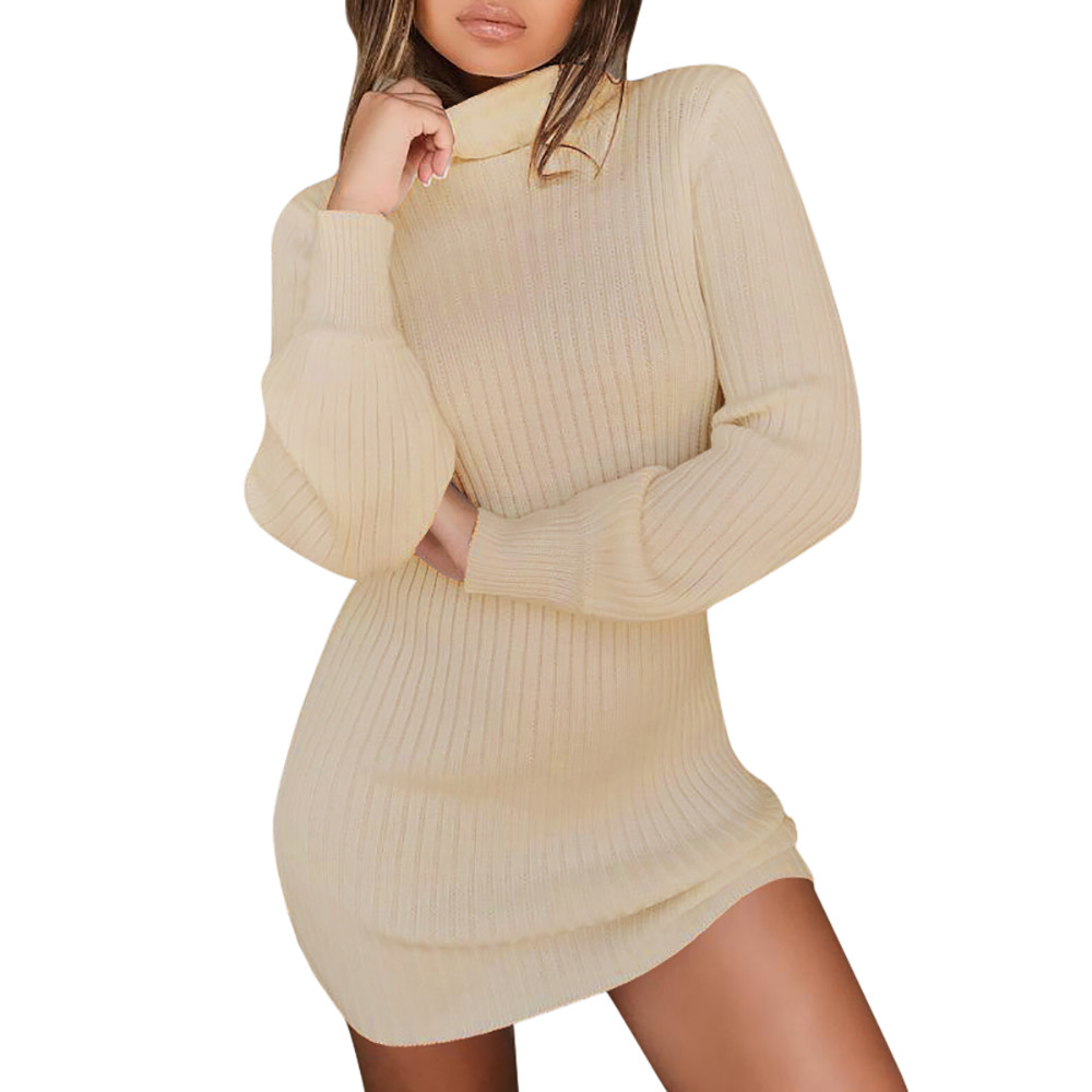 Detail Feedback Questions about CHAMSGEND New Sweater Women Fashion Winter  Woman Sweater Knitting Pullovers Casual Long Sleeve Jumper Turtleneck  Sweaters on ... ded0049e7eb9