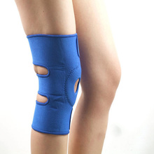 1 pc Breathable Sports Leg Knee Support Training Elastic Brace Wrap Protector Pads Sleeve Cap Safety Knee Brace Adjustable