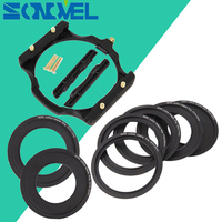 100mm Square Z Series Metal Filter Holder Adapter Ring For Lee Hitech Singh Ray Cokin Z