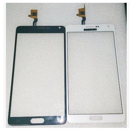 Black/White touch screen For 5.7 China Note4 N9100 6011-v1.0 Touch panel Digitizer Glass Sensor Replacement Free Shipping replacement touch screen digitizer glass for lg p970 black