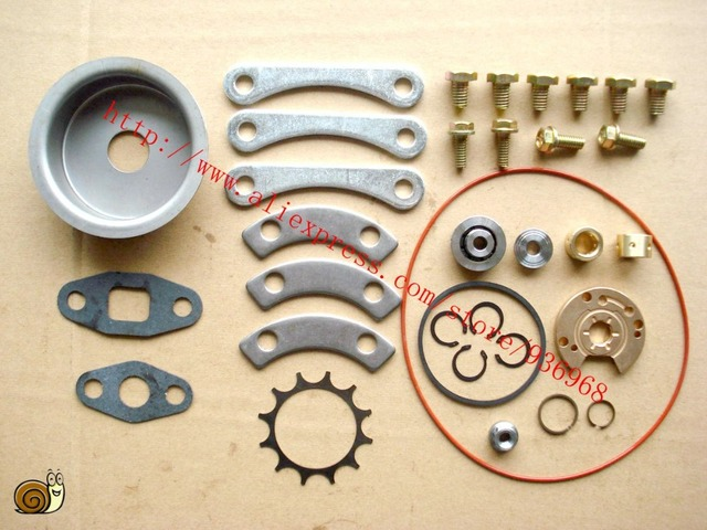 Garrett T3 Turbocharger universal upgrade rebuild kits 360 thrust bearing Special seal ring supplier by AAA Turbocharger Parts