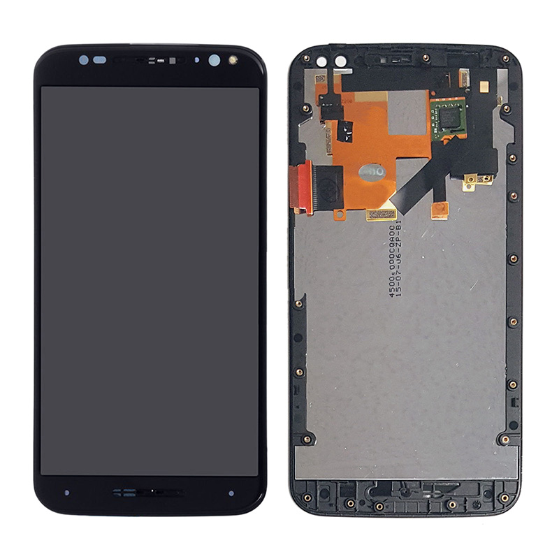 ФОТО Replacement Parts LCD Display With Touch Digitizer Screen + Frame Assembly For Motorola Moto X Style 2015 XT1570 XT1572