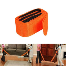 Practical Useful Moving Straps Rope Move Belt for Lifting Furniture Bed Wardrobe