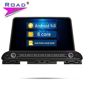 9 pulgadas Android 9,0 autorradio de coche 2 Din unidad principal de coche para KIA Cerato Forte 2018 Radio de navegación GPS estéreo para KIA Cerato Forte