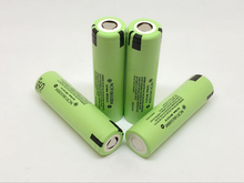 New Original Battery For Panasonic NCR18650BM 3200mAh 18650 3.7V high drain 10A Discharge Rechargeable Batteries beacon 18650 3200mah rechargeable battery black 2 piece pack