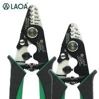LAOA 3/5-Teil Form Faser Draht Stripper Professionelle S45C legierung stahl Optische Strippen Multitool