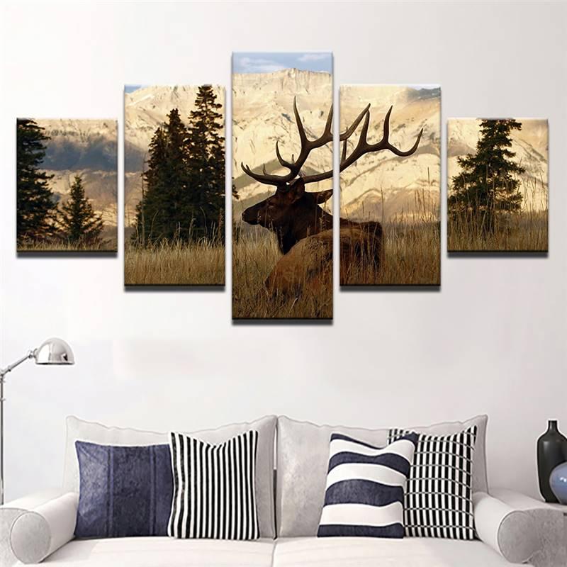 Leinwand Hd Druckt Gemälde Wandkunst Rahmen Für Wohnzimmer ...