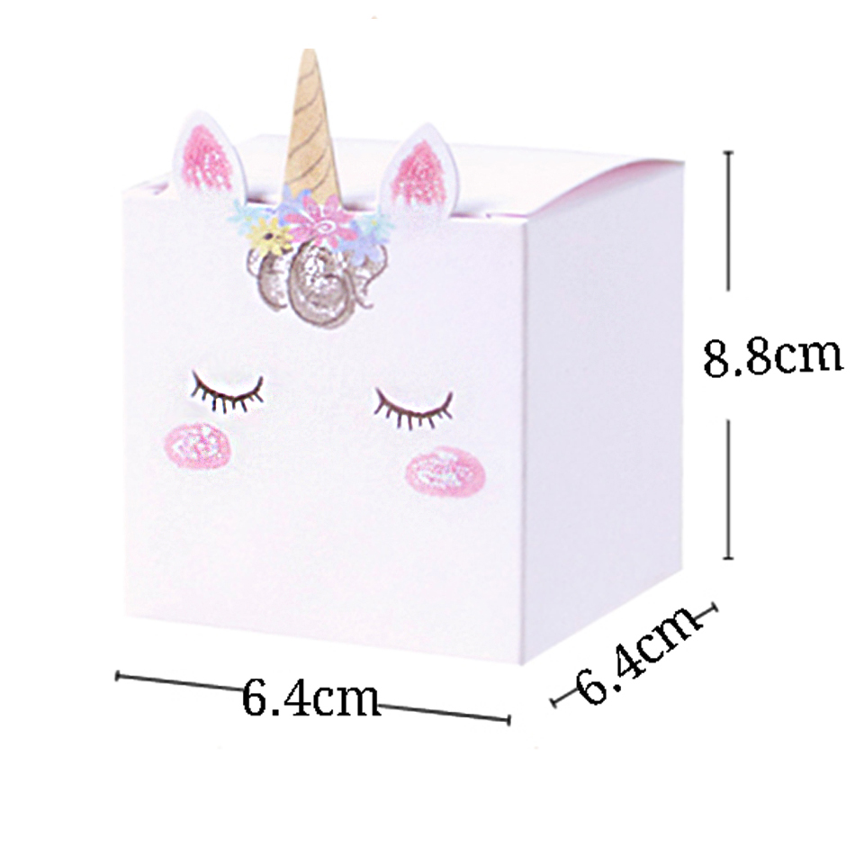 Unicorn Paper Box (11)