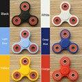 1 unid Tri-Spinner Fidget Juguete Plástico EDC Mano Spinner Para El Autismo TDAH y Ansiedad Estrés Alivio Focus Juguetes para Los Niños y adultos