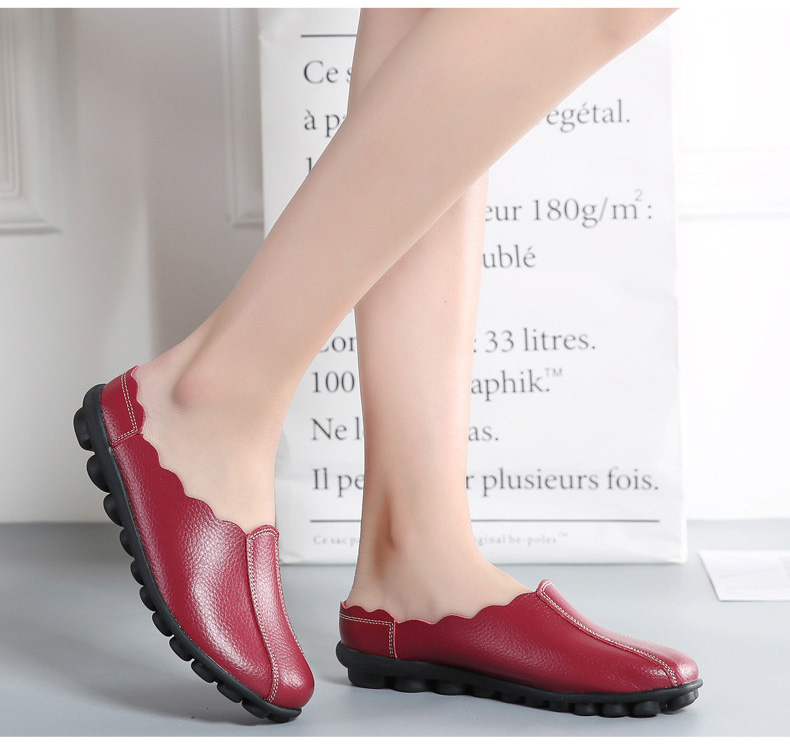 LL 982 Spring Autumn Women Loafers-20