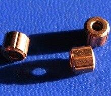 20pcs/lot Inner Diameter :2mm Outer diameter:5mm  Length: 4.2mm. Powder Metallurgy Oily Bearing