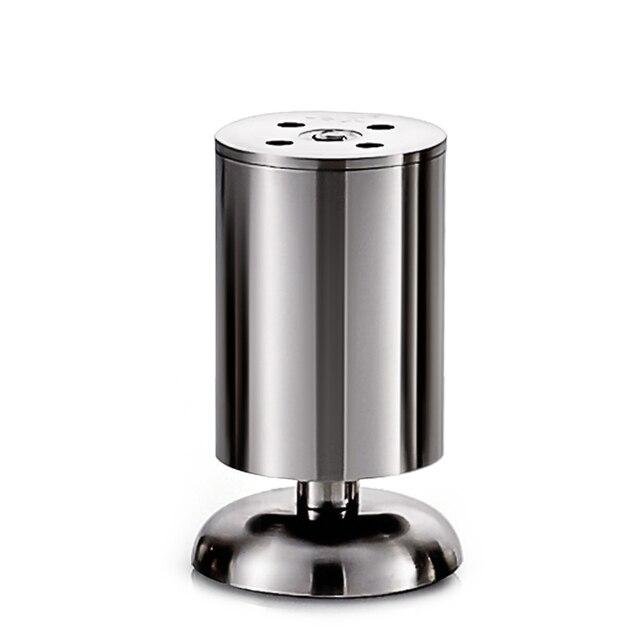 4 pcs 2 Tipo per scegliere In Acciaio Inox Mobili In Metallo Gambe ...