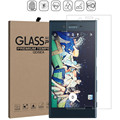 Qosea For Sony Xperia XZ 9H Tempered Glass 2.5D Clear Scratch Resistant For Sony Xperia XZ Explosion-proof Screen Protector Film