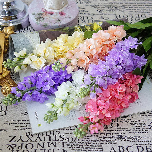 1pcs romantic sick violet artificial flowers party home decor 1pcs romantic sick violet artificial flowers party home decor wedding decoration accessories fake flowe crafts 12 junglespirit Gallery