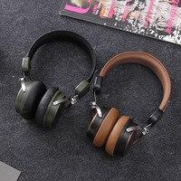 KAPCICE ML700 Bluetooth Headphones Wireless Stereo Earphone Headphone with Mic Headsets For Phone & PC