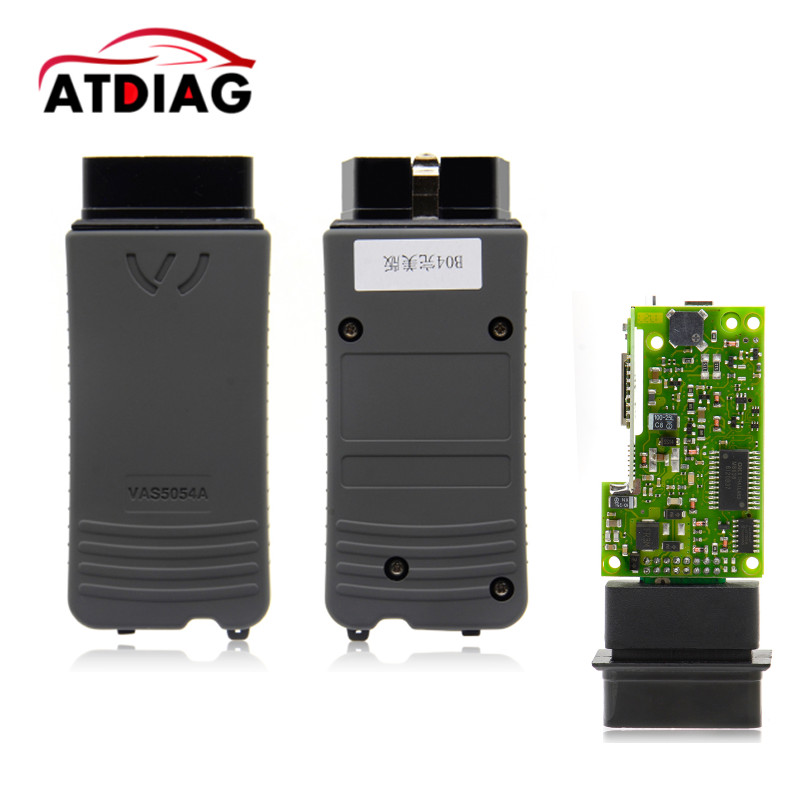 VAS5054 VAS 5054A Full Chip OKI AMB2300 UDS ODIS v4.13 OBD2 Bluetooth Adapter VAS5054A Diagnostic Tool Scanner OBD2 Rated 0.0 /5 high quality vas5054a with oki full chip car diagnostic tool support uds protocol vas 5054a odis v4 13 bluetooth for audi for vw