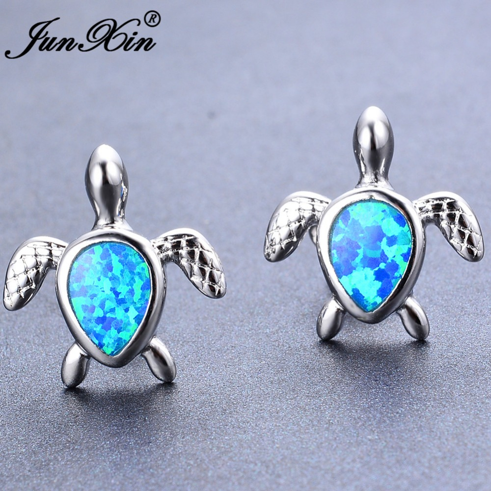 Online Get Cheap Opal Turtle Earrings -Aliexpress.com ...