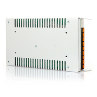New 48V 8.3A 400W DC Regulated Switching Power Supply Silver
