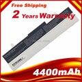 Batería para Asus al31-1005, al32-1005, PL32-1005 Eee PC 1001ha, Eee PC 1005, Eee PC 1101 Netbook blanco Li ion