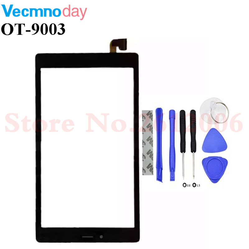 Top Quality 7.0 For Alcatel One Touch Pixi 4 7.0 9003 OT9003 9003A 9003X Touch Screen Digitizer Front Glass Panel Sensor image