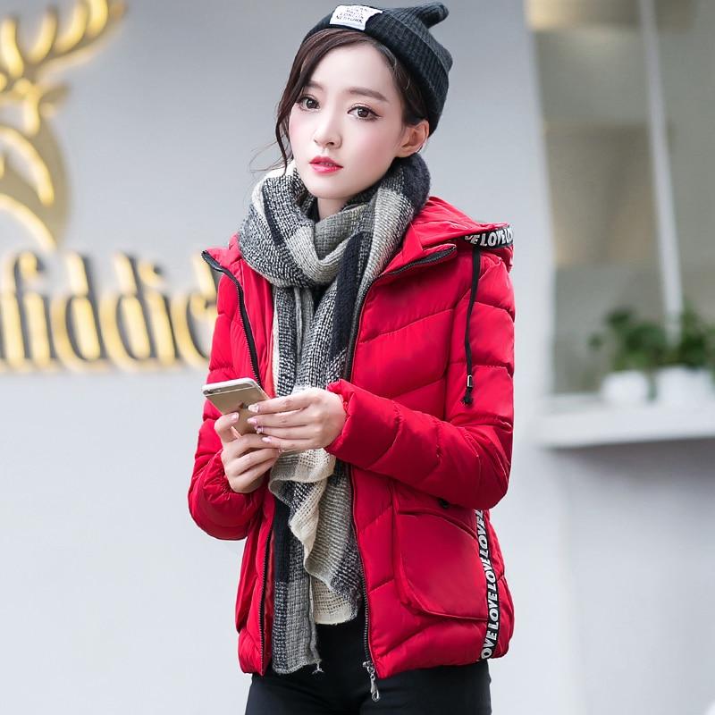 ФОТО TX1480 Cheap wholesale 2017 new Autumn Winter Hot selling women's fashion casual warm jacket female bisic coats