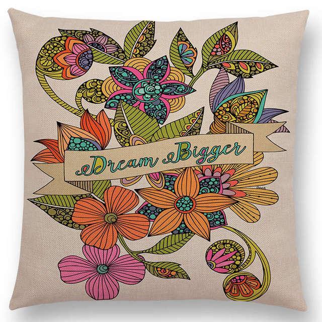 Hindu Cushions