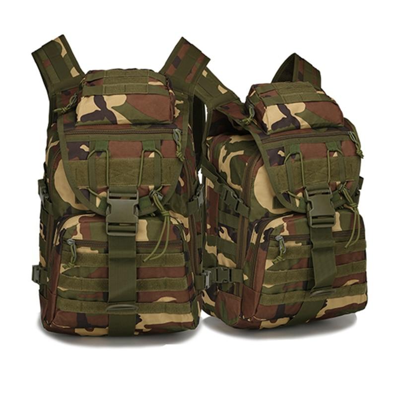 X7 Mochila Deportes al aire libre Militar Del Ejército Mochila Táctica Senderism