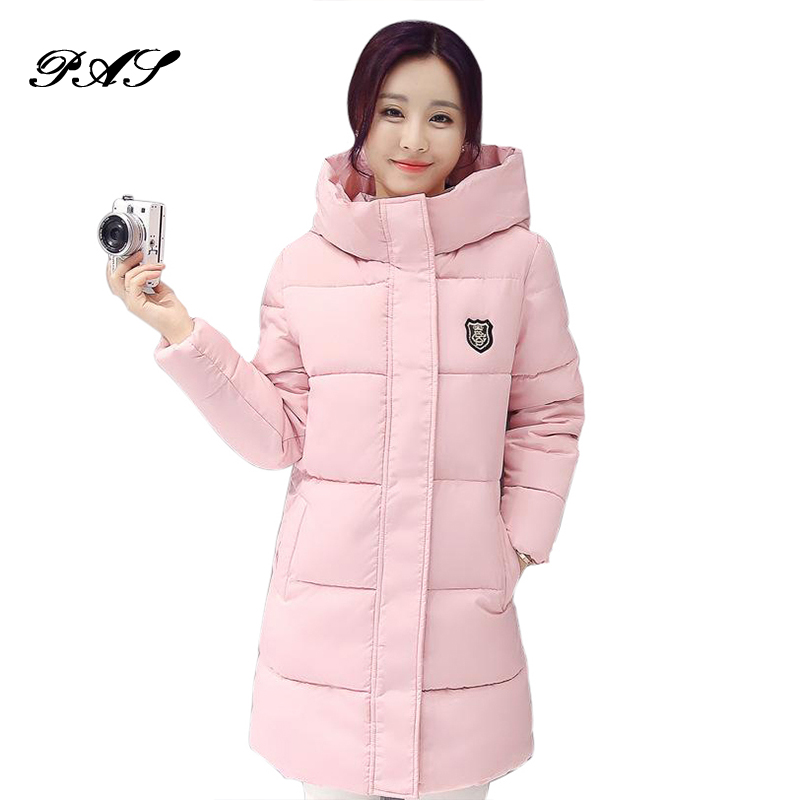 Autumn And Winter Coat Down Jacket Students In The Long Cotton Clothing Winter Jacket Women parkas cotton Women Winter Jacket pregnant women coat autumn and winter cotton fashion long section slim was thin feather cotton clothing thickened cotton jacket