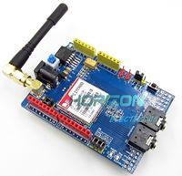 SIM900 Quad Band GSM GPRS Shield Development Board Antenna