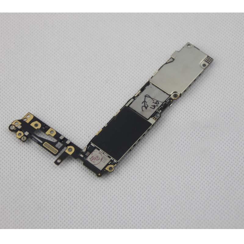 imágenes para 16 gb/64 gb/128 gb Placa Base, para el iphone 6 Placa Base sin Touch ID, abierto Original para el iphone 6 Placas Lógicas con Sistema IOS