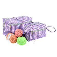 New Yarn Storage Bag Large Capacity Crochet Knitting Wool Balls Holder Sewing Supplies For Women
