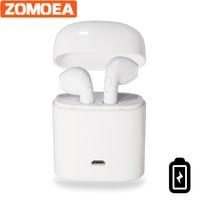 Bluetooth 4 2 Headphone Wireless Earphone With Microphone Headset Mini Handfree Ear Hook Headset For Iphone
