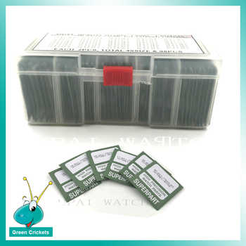 98pcs/box Assort Size Watch Crystal I Ring Gasket,1.75mm Thinckness I Ring for Watchmaker replacement parts - DISCOUNT ITEM  8% OFF All Category