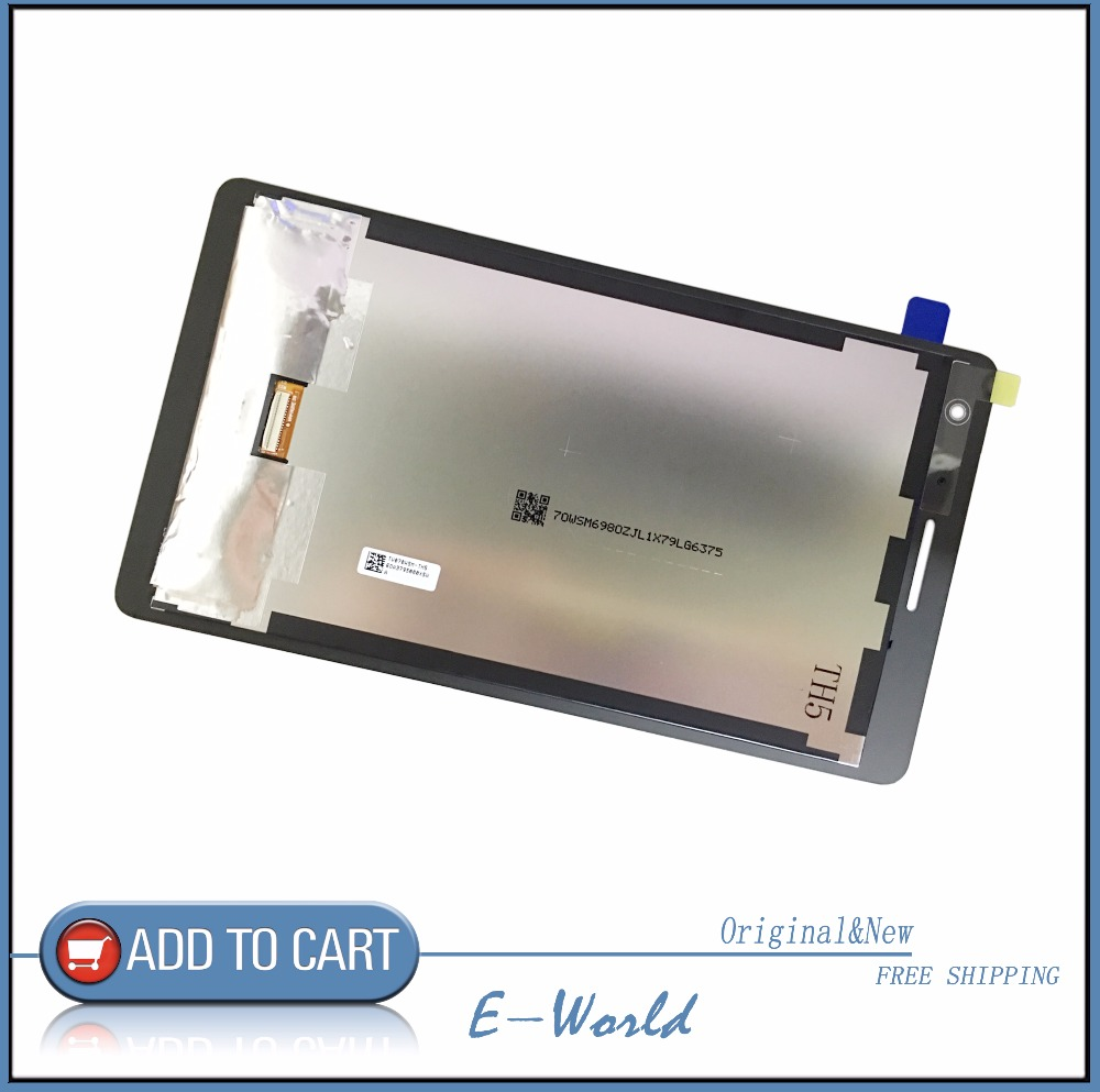 Original 7inch LCD screen with Touch screen TV070WSM-TH5 TV070WSM for for huawei t3 7.0 3g bg2-u01 free shipping new slim cover transparent pc back case for huawei mediapad t3 7 3g bg2 u01 tablet case t3 3g 7 0 screen protection stylus
