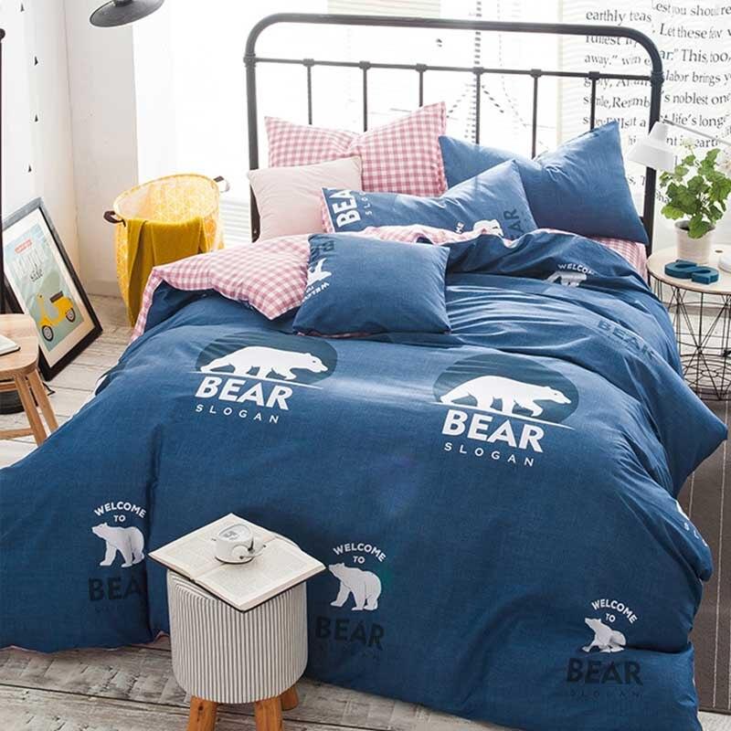 HOT 100% cotton Reactive printed 3D bedding set duvet cover flat sheet bedsheet bedspread pillowcase 4pcs HOT 100% cotton Reactive printed 3D bedding set duvet cover flat sheet bedsheet bedspread pillowcase 4pcs