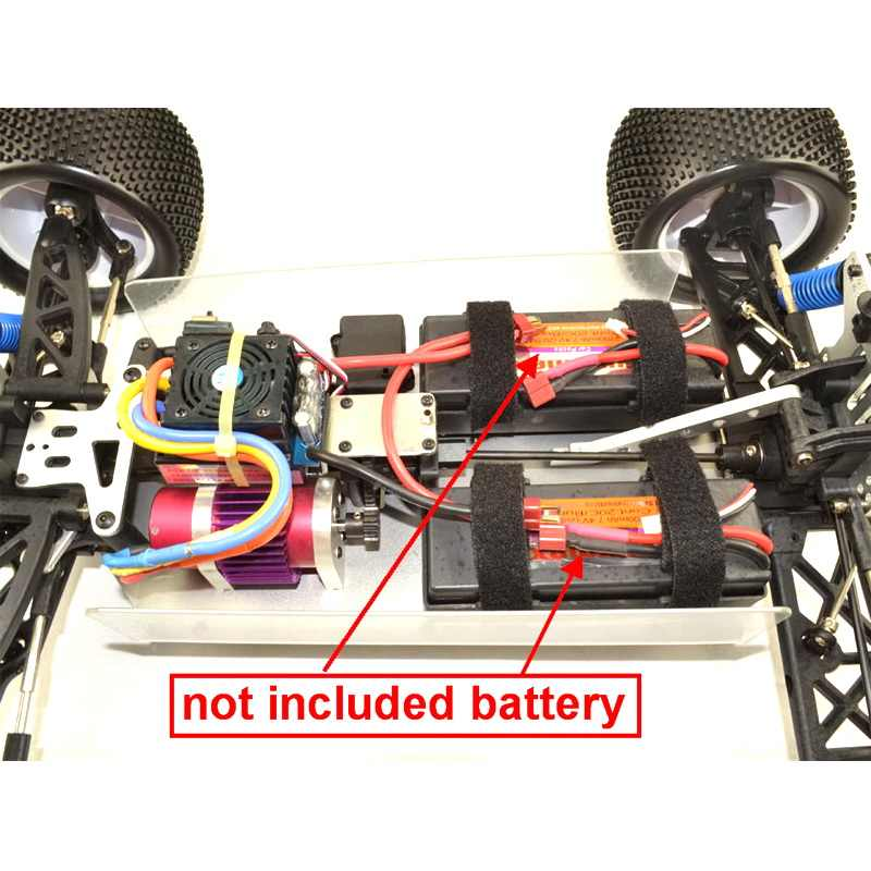 Detail Feedback Questions about VRX Racing RH811 brushless 1