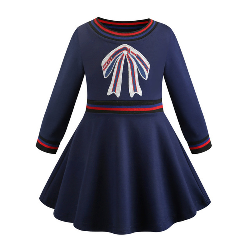 Cute Baby Girl Evening Dress Dress 2019 Elegant Girl Evening Dress Wedding Birthday Child Dress 2 To 10 Years Girl Clothes Great Varieties