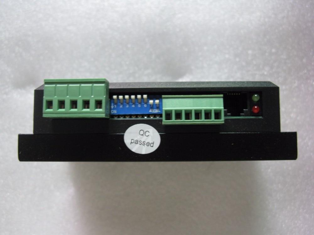 CNC Stepper Drive 3ph 3.2~8.3A 20~60VDC Matching Nema23 34 Motor 3DM683 Leadshine 3pcs lot dm542 leadshine cnc stepper drive 2ph 1 4 2a 20 50vdc matching nema23 34 original new in box