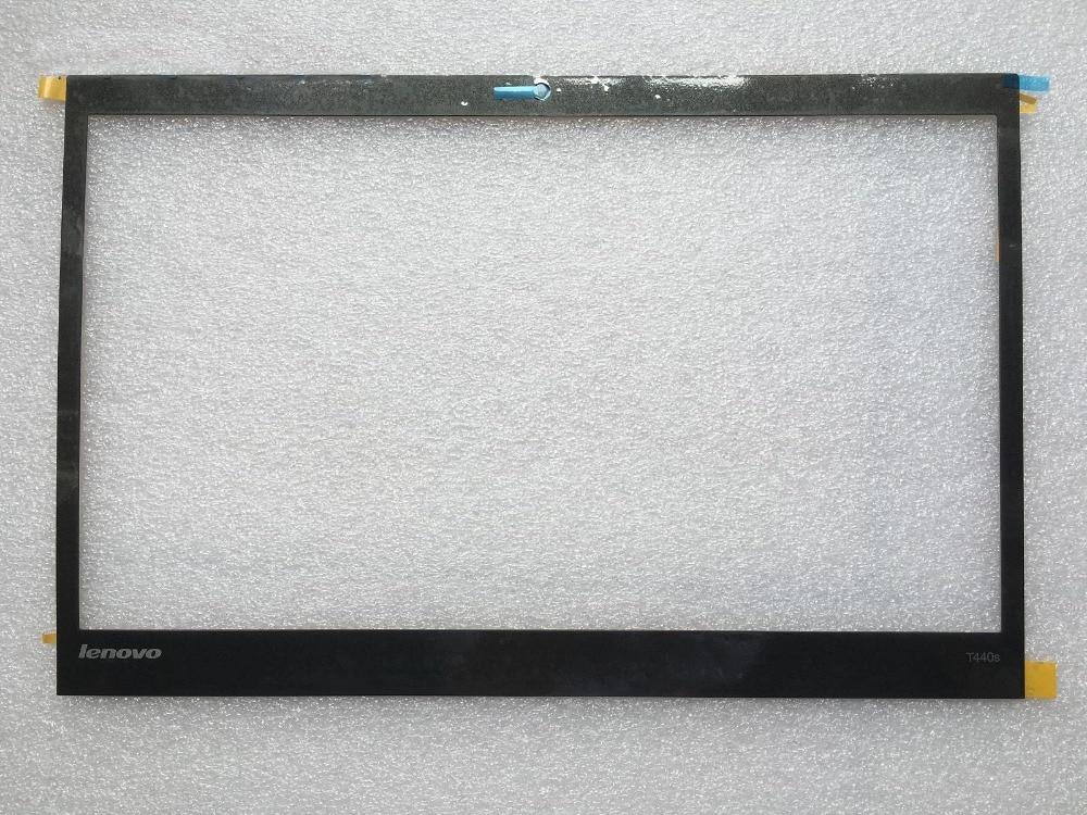 Νέο πρωτότυπο Lenovo Thinkpad T440S κάλυμμα μπροστινού καλύμματος LCD W / φουρκέτα κάμερας 00HM187 04X5346