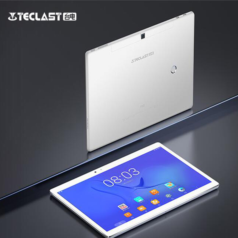Teclast T10 10.1 pouce Tablet Android 7.0 MT8176 2.1 GHz Hexa Core 2560*1600 4 GB LPDDR3 64 GB mem 8.0MP + 13.0 MP HDMI OTG Tablet PC