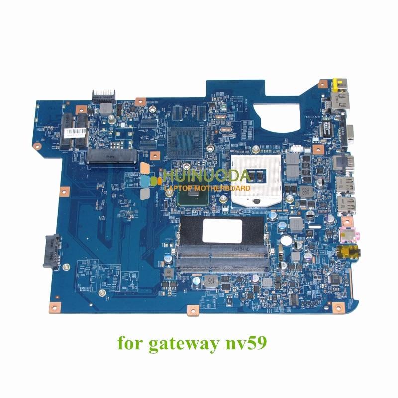 все цены на NOKOTION 48.4GH01.01M Mainboard For gateway NV59 Laptop motherboard HM55 DDR3 MBWHE01001 MB.WHE01.001 warranty 60 days онлайн