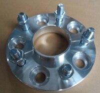 20mm Wheel Adapters PCD 5x114.3 To 5x112 CB 64.1 66.6mm Wheel Studs M12X1.5