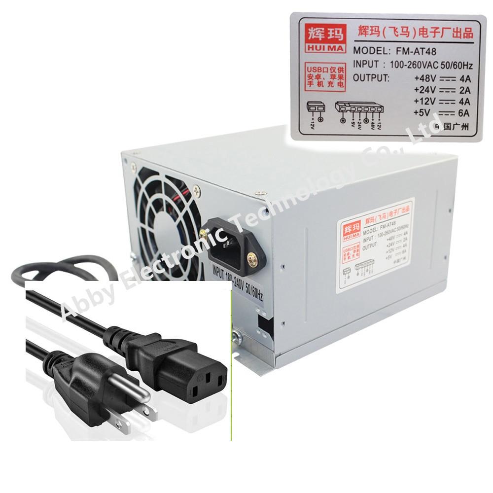 ZX-AT400-R4X game machine power box arcade power doll machine power box 48VZX-AT400-R4X game machine power box arcade power doll machine power box 48V