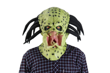 Alien Predator Horror Movie Helmet Halloween  Party Masquerade Costume Cosplay Props Full Face Masks