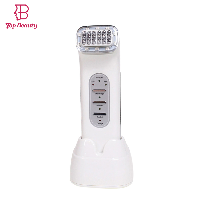 Dot Matrix RF Radio Frequency Far-infrared Wave Therapy Wrinkle Removal Face Lifting Skin Tightening Facial SPA Massage MachineDot Matrix RF Radio Frequency Far-infrared Wave Therapy Wrinkle Removal Face Lifting Skin Tightening Facial SPA Massage Machine