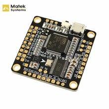Matek F405-STD BetaFlight STM32F405 Flight Controller Built-in OSD Inverter for RC Multirotor FPV Racing Drone Spare Parts